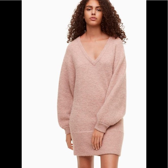 The Group by Babaton McGuire Dress Sweater